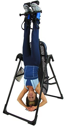 Teeter Hang Ups EP 550 Sport Inversion Table for Back Pain