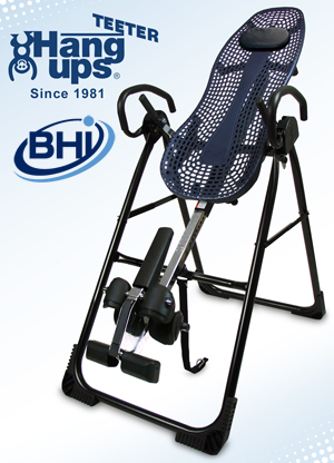 Teeter Hang Ups Improves The EP-950 Inversion Table!