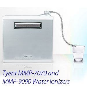 Tyent MMP-9090 Turbo Extreme Water Ionizer