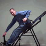 Teeter Hang Ups EP-950 Inversion Table Demonstration and Review