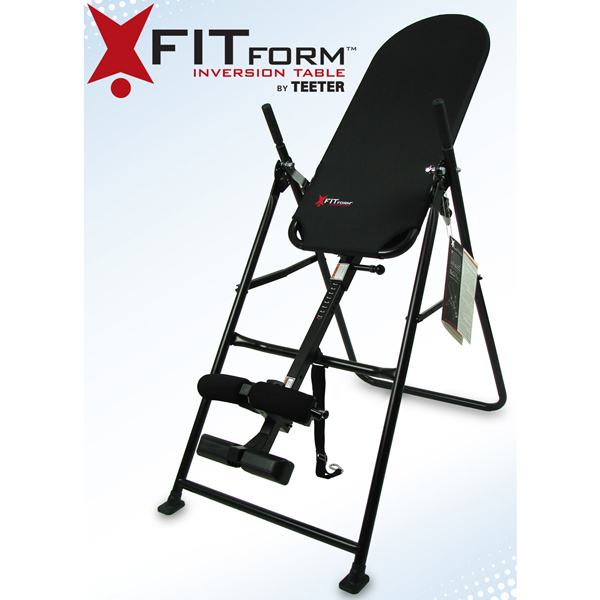 Teeter Hang Ups FitForm Inversion Table Review | Better Innovations
