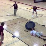 What NOT To Do With A Needak Rebounder (or any rebounder!)
